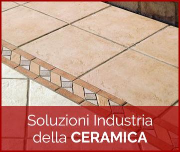 Soluzioni industria della ceramica