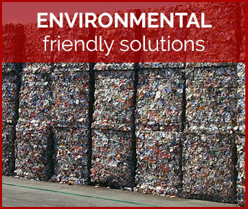 solutions to environmental-friendly