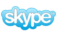 contattaci su skype